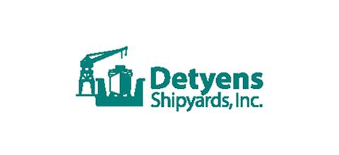 DETYENS SHIPYARDS Wsr repairs shipyard drydock repairs dd