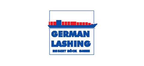 GERMAN LASHING Umar Repairs Containers Shipping Cargo