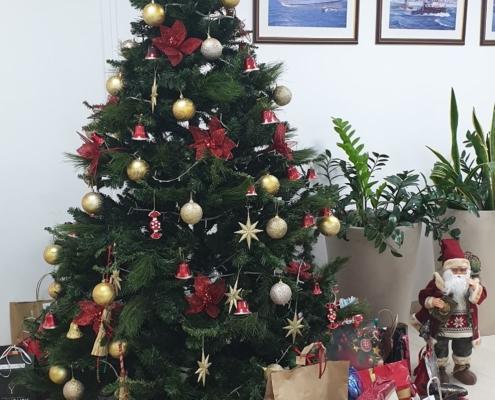 Secret Santa Christmas Cyprus Shipping Maritime Umar Wsr