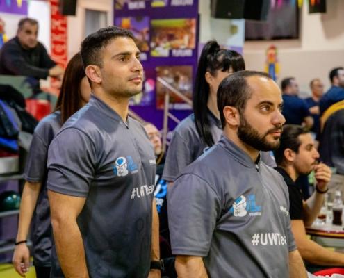 Chris Kalimeridou Michalis Sarris Maritime Shipping Bowling Corporate League Team building Umar Wsr