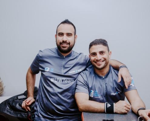 Nicholas Herodotou Michalis Sarris Maritime Shipping Bowling Corporate League Team building Umar Wsr