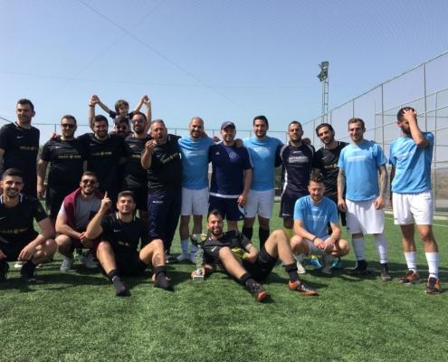 Football League Fundraising Shipping Maritime UMAR WSR Team Building First Place