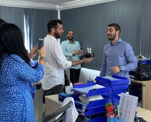 Andreas Poliviou Birthday Shipping Culture Maritime Umar Wsr