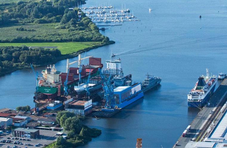 Bredo Shipyard Wsr Dry Dock Repairs