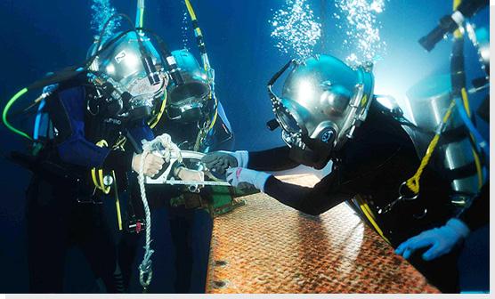 Underwater Repairs Wsr