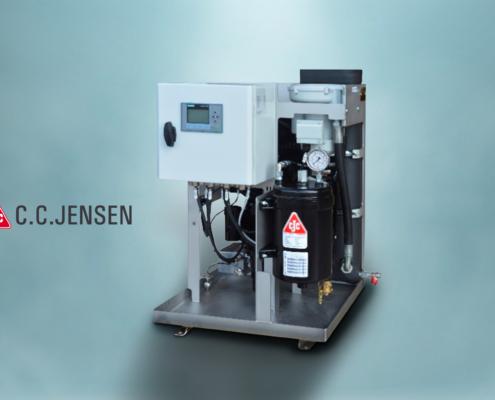 CJC Desorber-Filter Combi Unit D5 (MVB-KK)