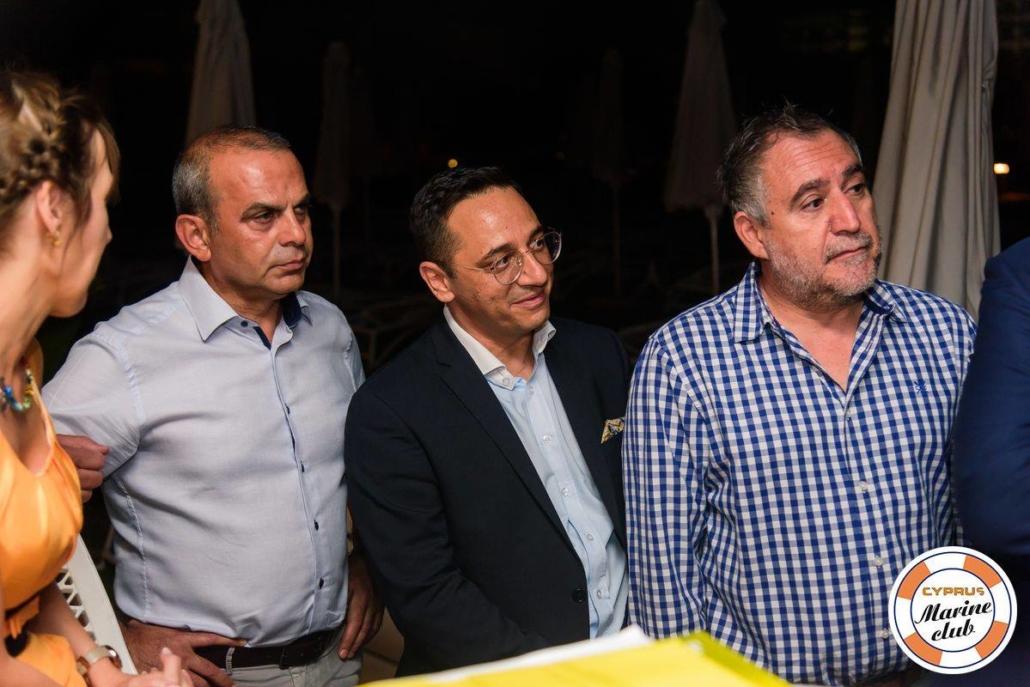 Thrasos Tsangarides Candidate