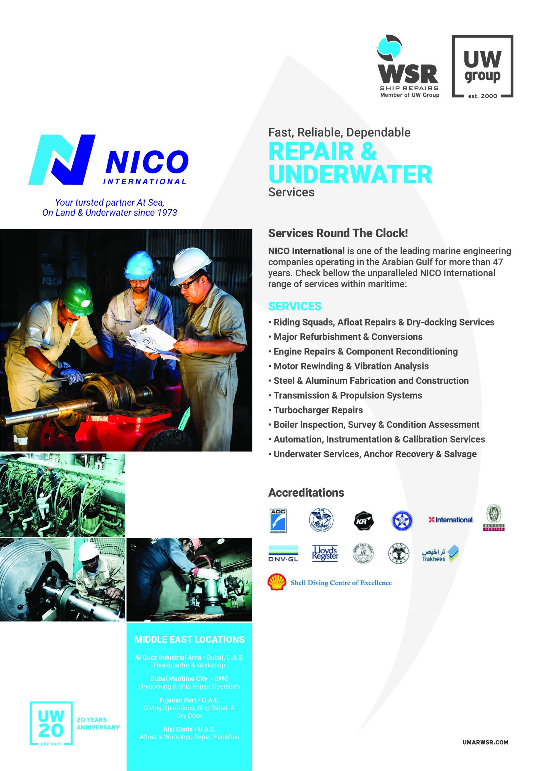 Nico International