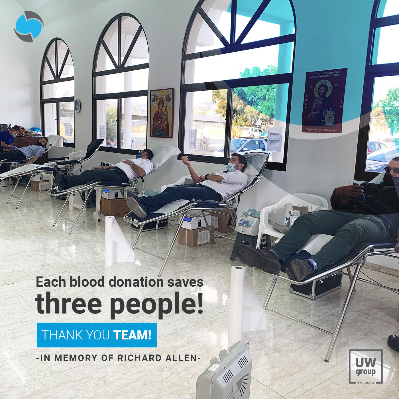 Donation Donation UW Group